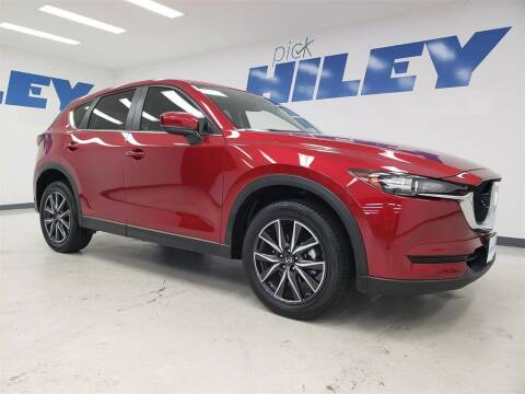 2018 Mazda CX-5 for sale at HILEY MAZDA VOLKSWAGEN of ARLINGTON in Arlington TX