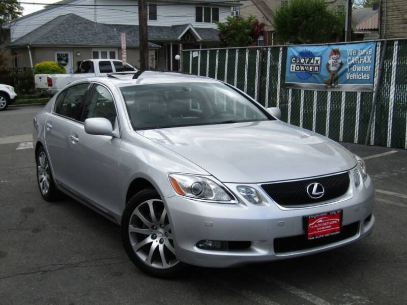 2006 Lexus GS 300 for sale at The Auto Network in Lodi NJ