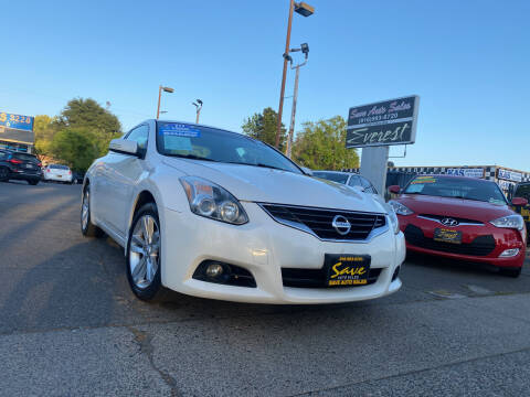 2010 Nissan Altima for sale at Save Auto Sales in Sacramento CA