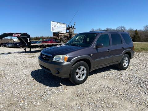 2005 Mazda Tribute for sale at Ken's Auto Sales & Repairs in New Bloomfield MO