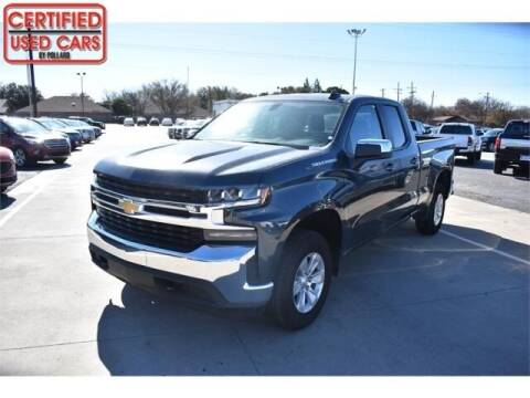 2020 Chevrolet Silverado 1500 for sale at South Plains Autoplex by RANDY BUCHANAN in Lubbock TX