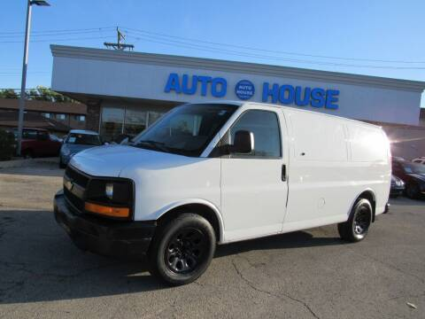 2009 Chevrolet Express Cargo for sale at Auto House Motors in Downers Grove IL