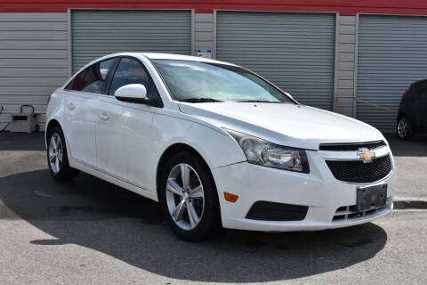 2013 Chevrolet Cruze for sale at Mix Autos in Orlando FL