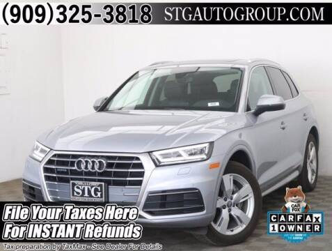 2019 Audi Q5 for sale at STG Auto Group in Montclair CA