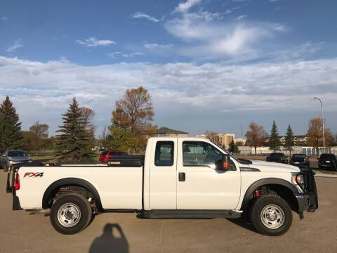 2013 Ford F-250 Super Duty for sale at Crown Motor Inc in Grand Forks ND