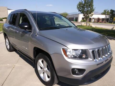 2015 Jeep Compass for sale at AUTOMOTIVE SOLUTIONS in Salt Lake City UT