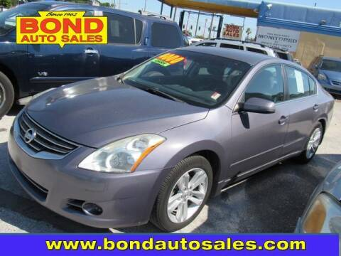 2011 Nissan Altima for sale at Bond Auto Sales in St Petersburg FL
