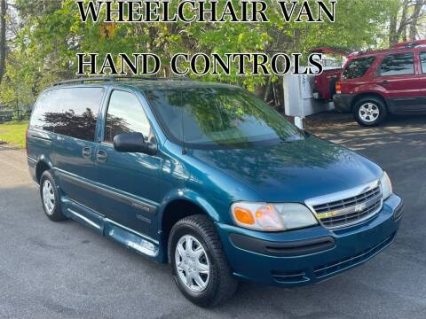 2003 Chevrolet Venture for sale at Divan Auto Group in Feasterville Trevose PA