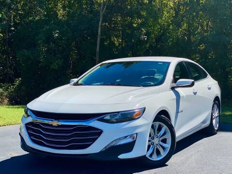 2019 Chevrolet Malibu for sale at Sebar Inc. in Greensboro NC