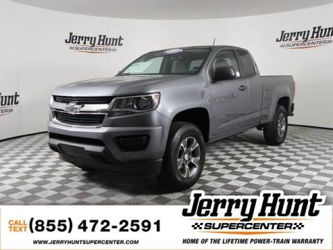 2018 Chevrolet Colorado for sale at Jerry Hunt Supercenter in Lexington NC