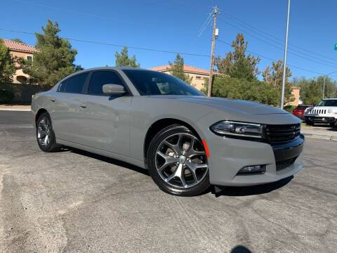 2017 Dodge Charger for sale at Boktor Motors in Las Vegas NV