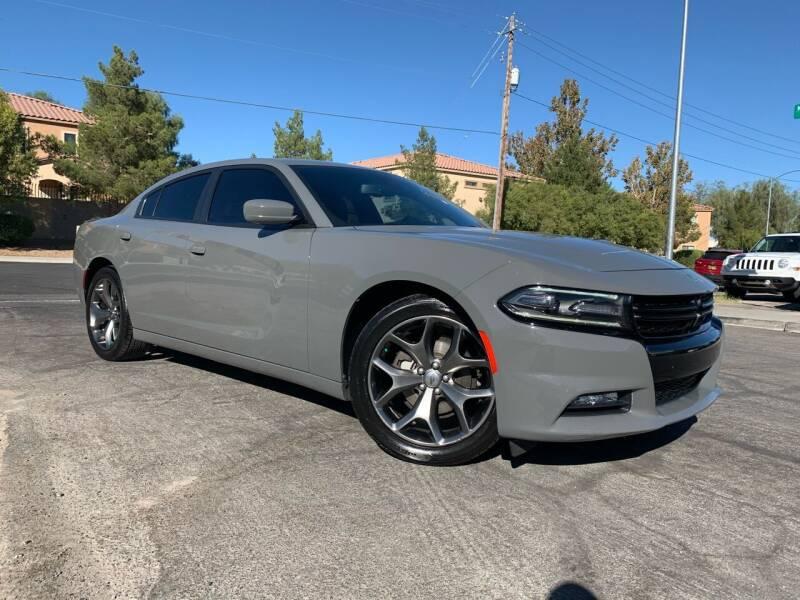 2017 Dodge Charger for sale at Boktor Motors in Las Vegas NV