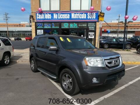 2011 Honda Pilot for sale at West Oak in Chicago IL