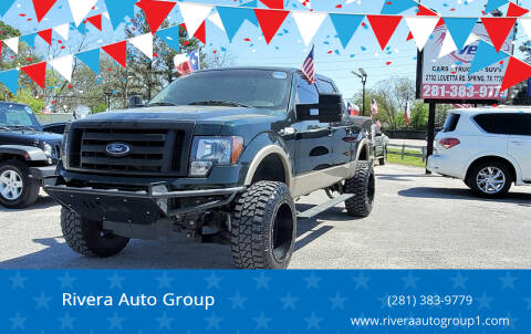 2012 Ford F-150 for sale at Rivera Auto Group in Spring TX