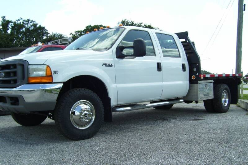 1999 Ford F-350 Super Duty for sale at buzzell Truck & Equipment in Orlando FL