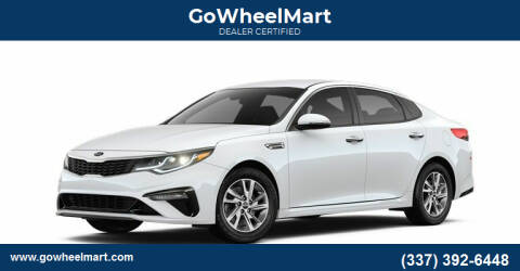 2019 Kia Optima for sale at GOWHEELMART in Available In LA