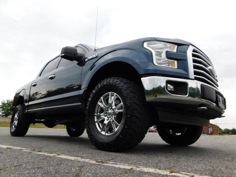 2017 Ford F-150 for sale at Used Cars For Sale in Kernersville NC