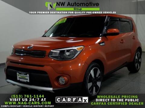 2018 Kia Soul for sale at NW Automotive Group in Cincinnati OH