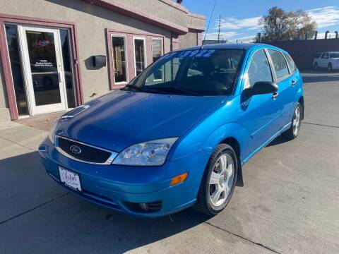 2007 Ford Focus for sale at Sexton's Car Collection Inc in Idaho Falls ID