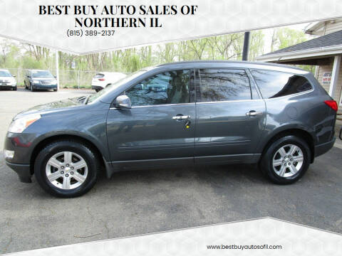 2011 Chevrolet Traverse for sale at Best Buy Auto Sales of Northern IL in South Beloit IL