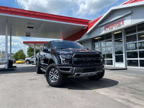2018 Ford F-150 for sale at Furrst Class Cars LLC in Charlotte NC