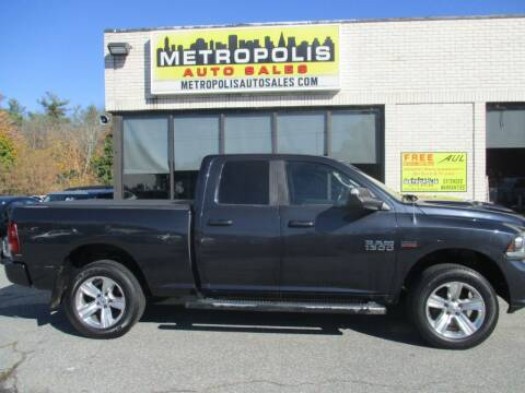 2013 RAM Ram Pickup 1500 for sale at Metropolis Auto Sales in Pelham NH