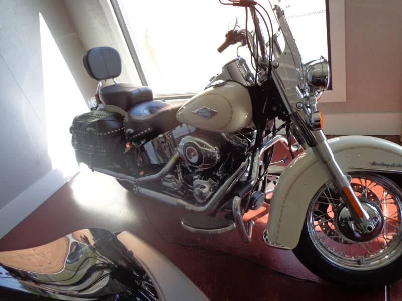 2015 Harley-Davidson flstc for sale at Dan Powers Honda Motorsports in Elizabethtown KY