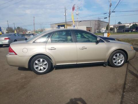 2006 Mercury Montego for sale at Dick Smith Auto Sales in Augusta GA