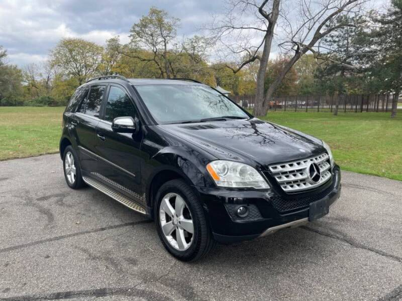 2010 Mercedes-Benz M-Class for sale at Cars With Deals in Lyndhurst NJ