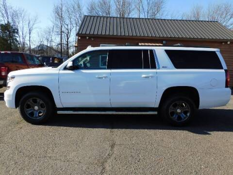 2016 Chevrolet Suburban for sale at Super Cars Direct in Kernersville NC