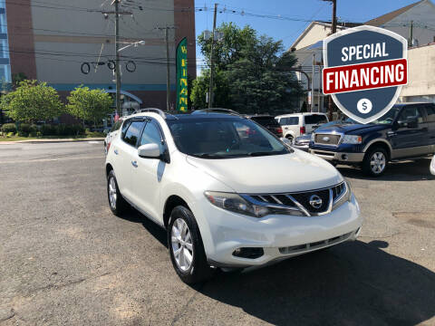 2011 Nissan Murano for sale at 103 Auto Sales in Bloomfield NJ
