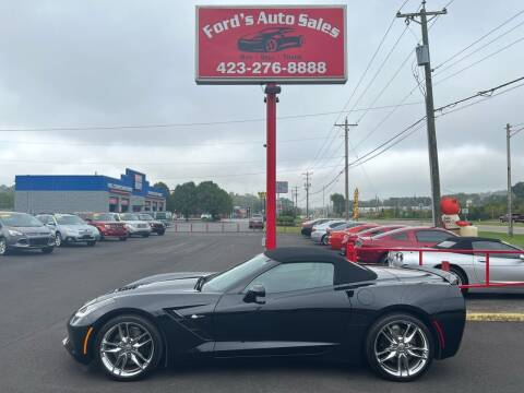 2014 Chevrolet Corvette for sale at Ford's Auto Sales in Kingsport TN