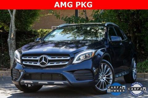 2018 Mercedes-Benz GLA for sale at Gravity Autos Atlanta in Atlanta GA