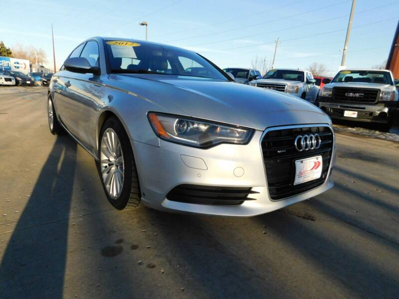 2012 Audi A6 for sale at AP Auto Brokers in Longmont CO