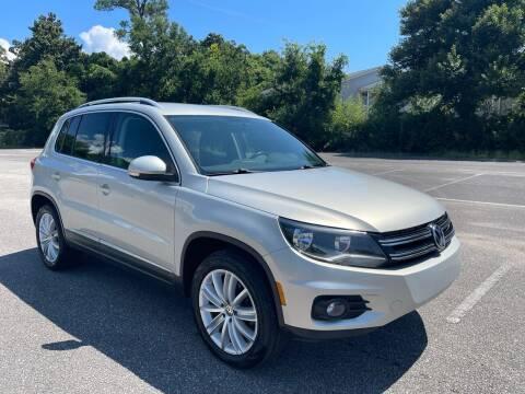 2013 Volkswagen Tiguan for sale at Asap Motors Inc in Fort Walton Beach FL