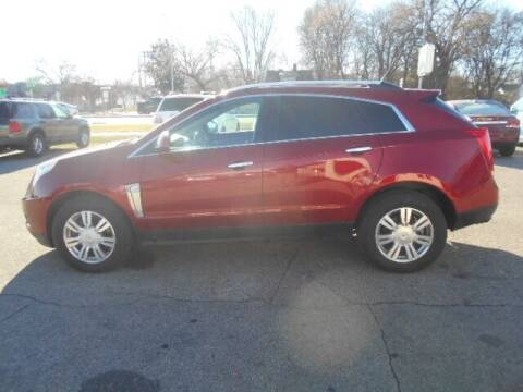 2013 Cadillac SRX for sale at SPECIALTY CARS INC in Faribault MN