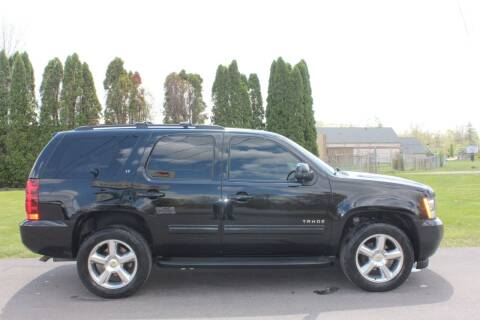 2011 Chevrolet Tahoe for sale at D & B Auto Sales LLC in Washington Township MI