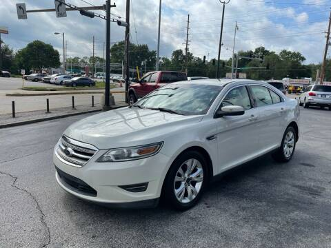 2010 Ford Taurus for sale at Smart Buy Car Sales in Saint Louis MO
