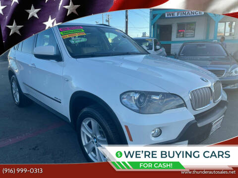 2009 BMW X5 for sale at Thunder Auto Sales in Sacramento CA