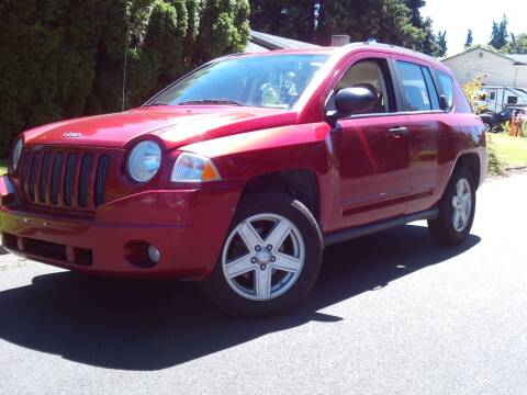 2008 Jeep Compass for sale at Redline Auto Sales in Vancouver WA