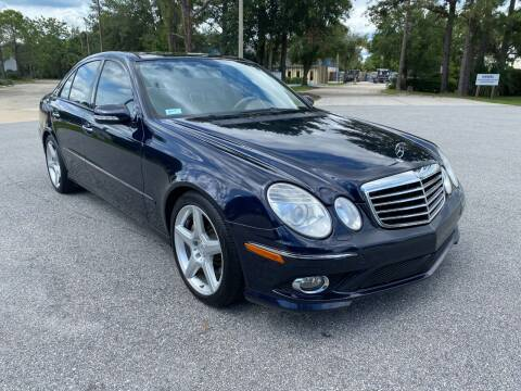 2009 Mercedes-Benz E-Class for sale at Global Auto Exchange in Longwood FL