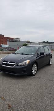 2013 Subaru Impreza for sale at iDrive in New Bedford MA