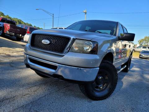 2007 Ford F-150 for sale at Philip Motors Inc in Snellville GA