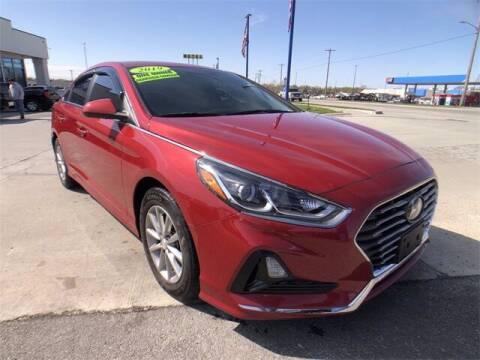 2019 Hyundai Sonata for sale at Show Me Auto Mall in Harrisonville MO
