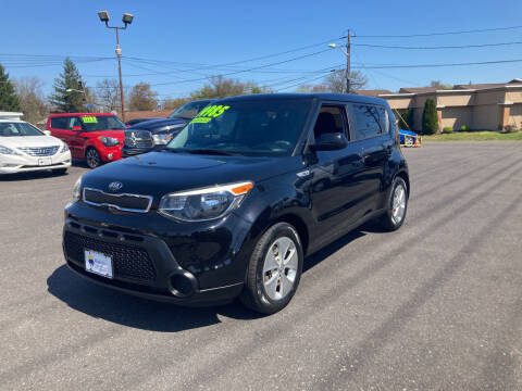 2016 Kia Soul for sale at Majestic Automotive Group in Cinnaminson NJ
