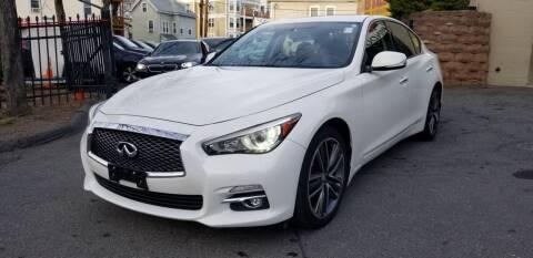 2014 Infiniti Q50 for sale at Motor City in Roxbury MA