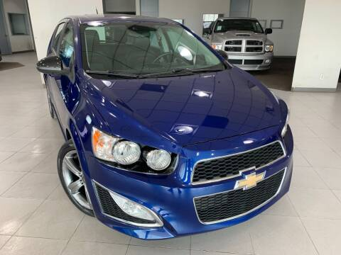 2014 Chevrolet Sonic for sale at Auto Mall of Springfield in Springfield IL