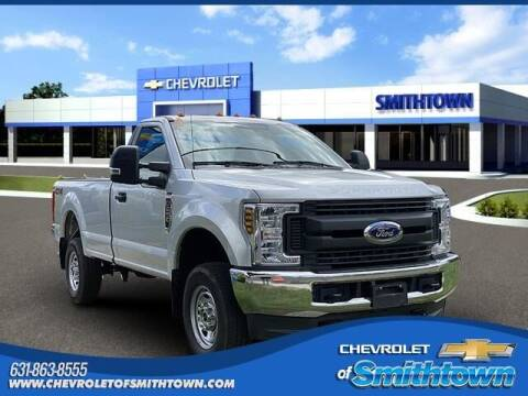2019 Ford F-250 Super Duty for sale at CHEVROLET OF SMITHTOWN in Saint James NY