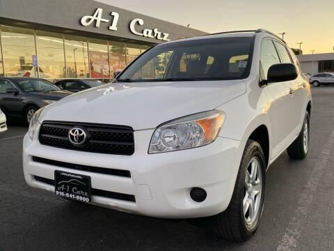 2007 Toyota RAV4 for sale at A1 Carz, Inc in Sacramento CA