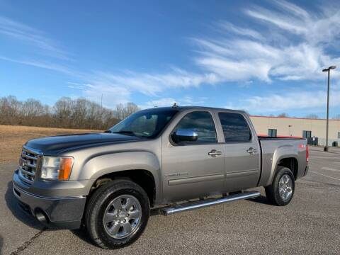 2009 GMC Sierra 1500 for sale at LAMB MOTORS INC in Hamilton AL
